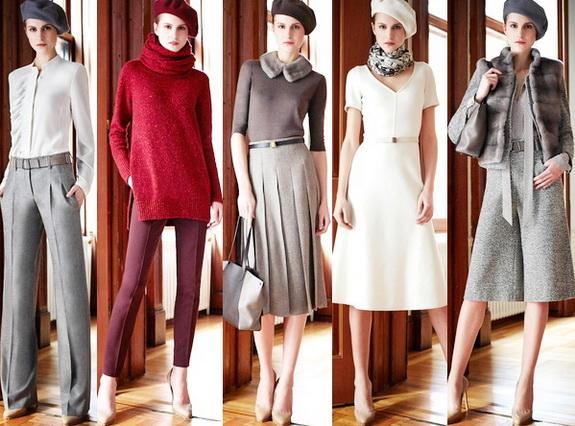 Мода Женской Одежды 2014