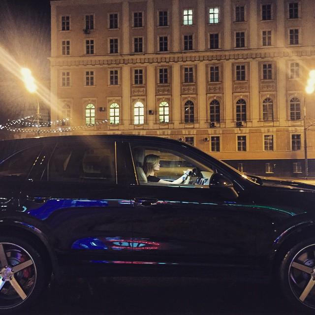 Машина ксении бородиной фото 2013
