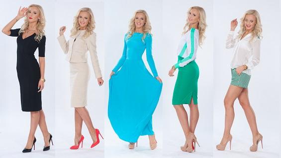 Коллекция платьев ольга бузова