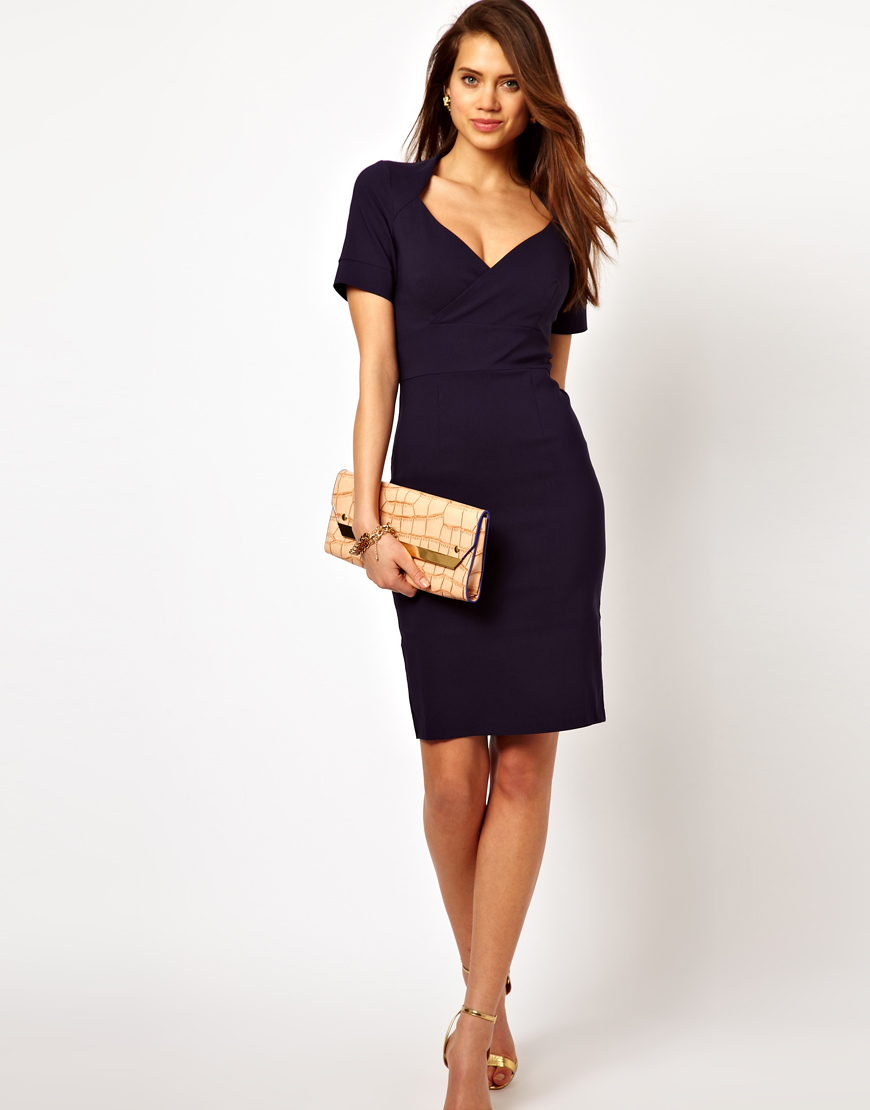 Платье как юбка карандаш фото