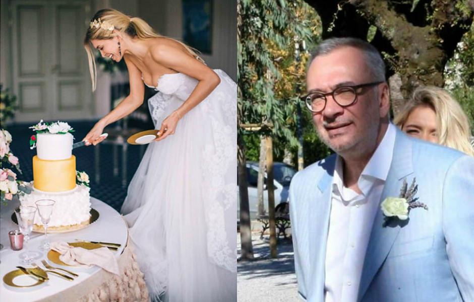 фото свадьбы веры брежневой и константина меладзе той