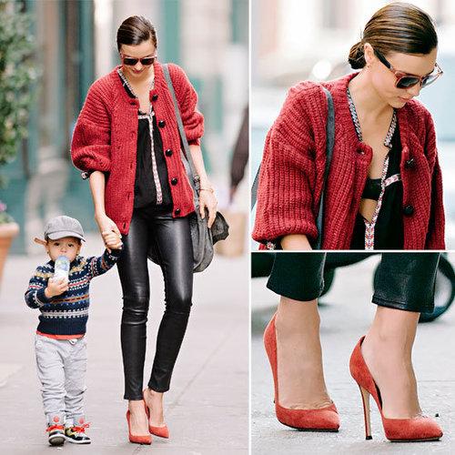 6d9598ad26e Платье и яркие туфли  в поисках идеальных цветовых сочетаний
