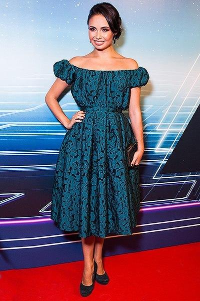 Ляйсан утяшева в платье фото